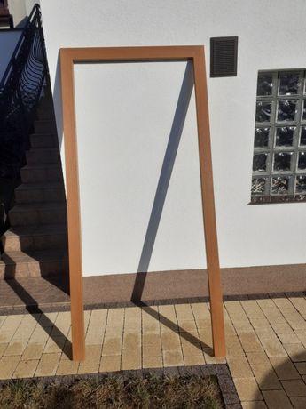 Opaski futryny 210x100cm, złoty dąb (komplet na 1pare drzwi)