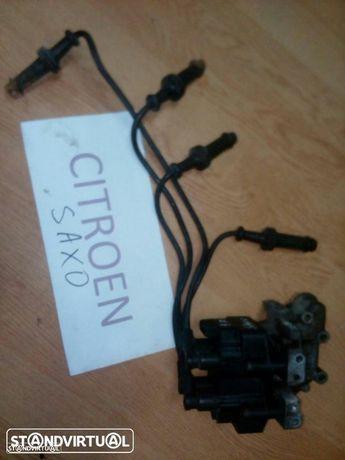 Citroen Saxo 1.0 - bobine e cabos vela