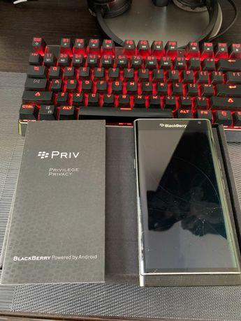 BlackBerry PRIV z etui
