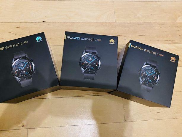 NOWY HUAWEI Watch GT2 46 mm , Kup teraz 589