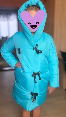 Продам зимнюю куртку 36 р