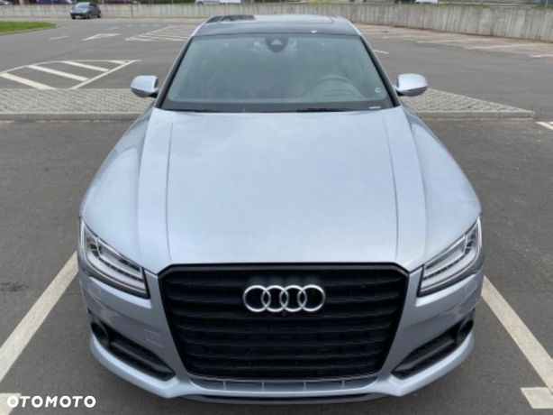 "Audi A8 Audi A8 Long 4.0 TFSI SPORT EDITION 21"" Matrix SHADOWLINE 360°"