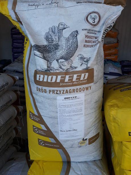 Biofeed mieszanki dla drobiu
