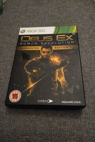 Deus Ex Human Revolution Augmented Edition XBOX 360 One Series S/X