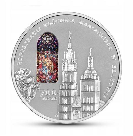 50zł kościół Mariacki w Krakowie