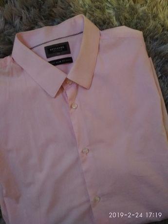 Koszula slim fit Reserved rozm44