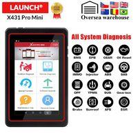 Máq. Diagnostico Auto Launch X431 Pro Mini ( português )