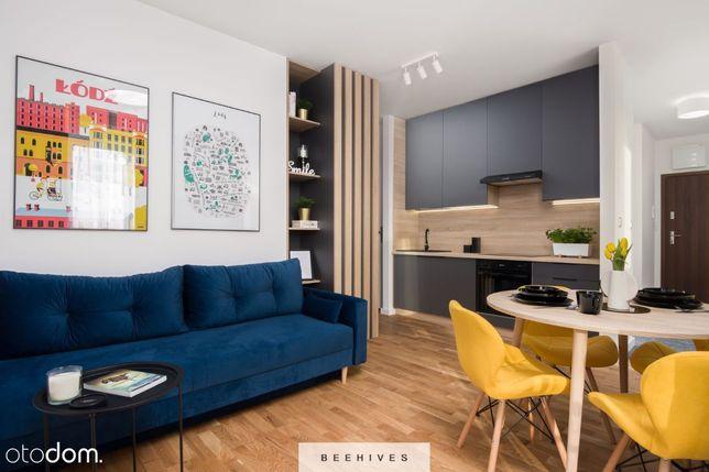 Piękne mieszkanie, wyposażone, Blisko Manufaktury