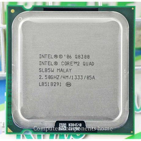 Intel® Core™2 Quad Processor Q8300 4M Cache, 2.50 GHz, 1333 MHz FSB