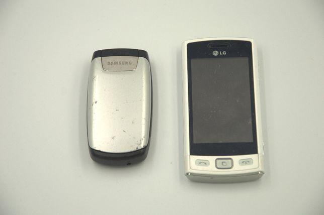 Zestaw Sprawnych Telefonów Lg, Samsung Całkowicie sprawne Bez blokad