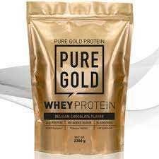 Протеина Pure Gold Protein Whey Proitein 2300 gr