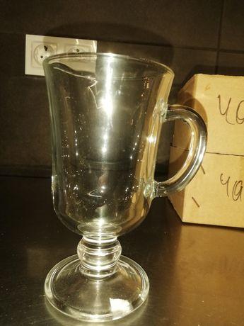 Новые стаканы Айриш для лате, глинтвейна