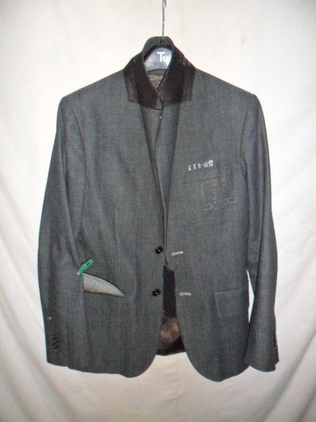Пиджак джинс бренд G Star3301 UK(М)