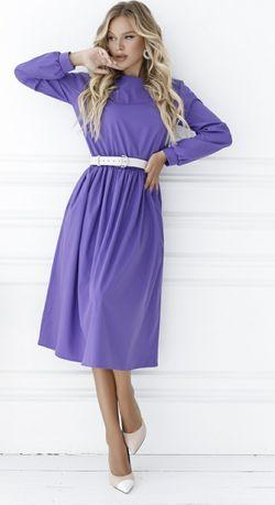 Платье невероятно красивого цвета