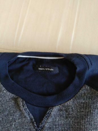 Bluza Marco Polo, rozm. S, granatowa, szara