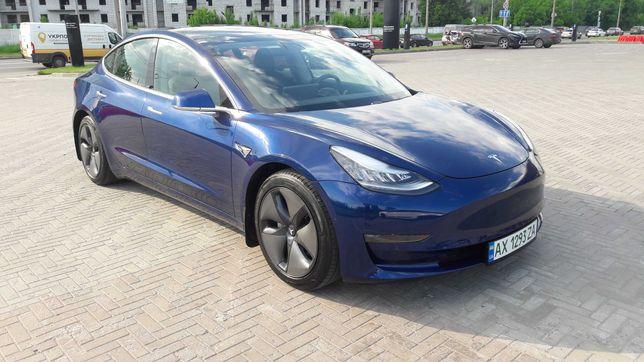 Tesla Model 3 Dual Motor Long Rang 2020