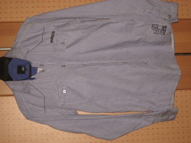 Рубашка Jack&Jones на 14-16 лет 100%Сotton