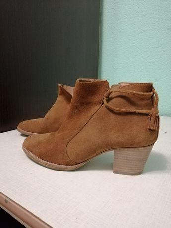 Ботильёны ботинки полуботинки