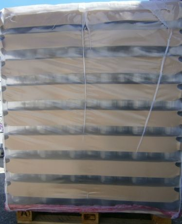 Paletes de vidro alimentar