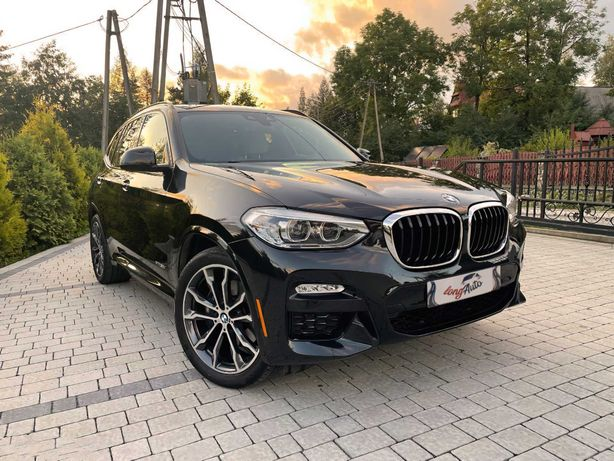 BMW X3 2019 Ідеальний стан