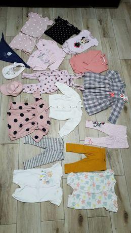 Ubranka dla dziewczynki 80 hm smyk pepko 51015