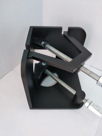 Трёхосевая струбцина для сварки, сварочная струбцина, угловые тиски.