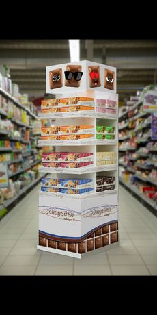 Гурт, Кава, Шоколад з Німеччини