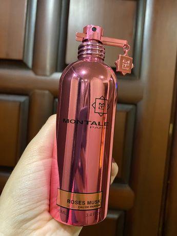 Montale Roses Musk eau de parfum edp оригинал 100мл