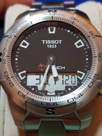 Relógio Tissot touch 2