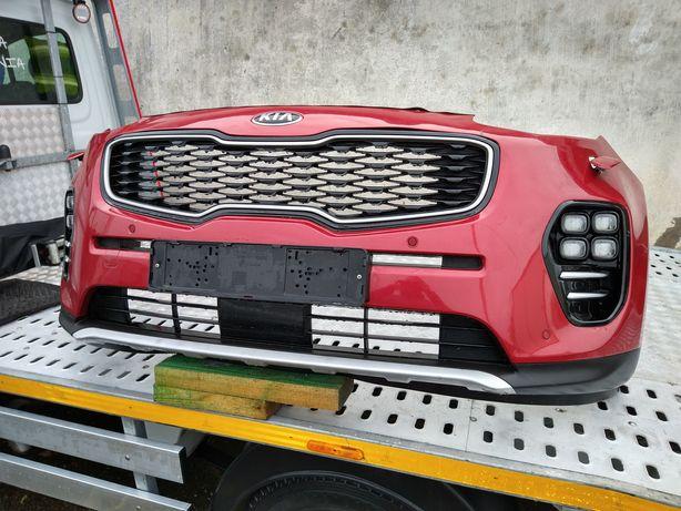 Kia Sportage IV GT zderzak przód