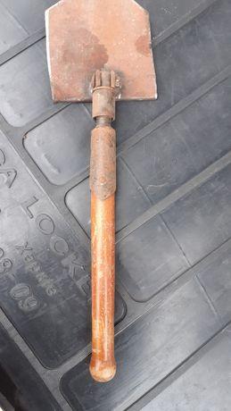 Лопата саперная ссср роскладная