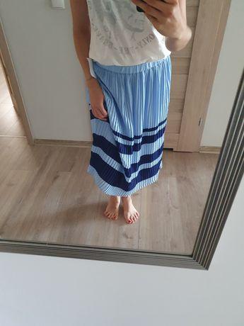 Spódnica midi plisowana Esprit r. S nowa z metką