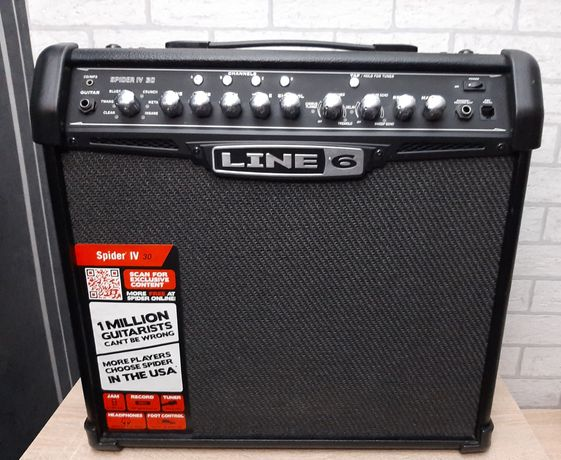 Combo gitarowe Line 6 30W