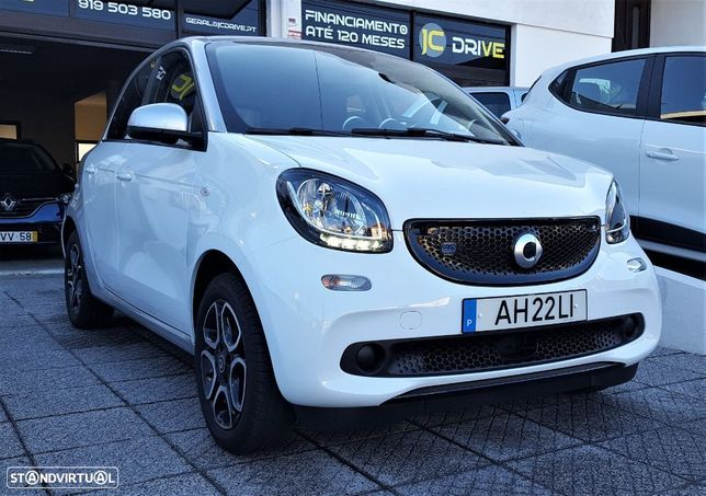 Smart ForFour Electric Drive Prime