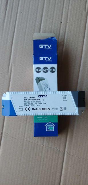 Zasilacz LED GTV LD-ZAS50W-30N 50W