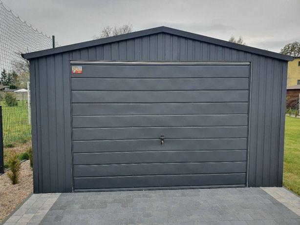 Garaże blaszane na wymiar od Producenta