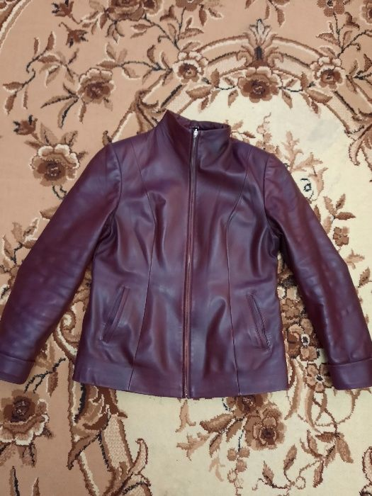 Куртка кожаная Киев - изображение 1