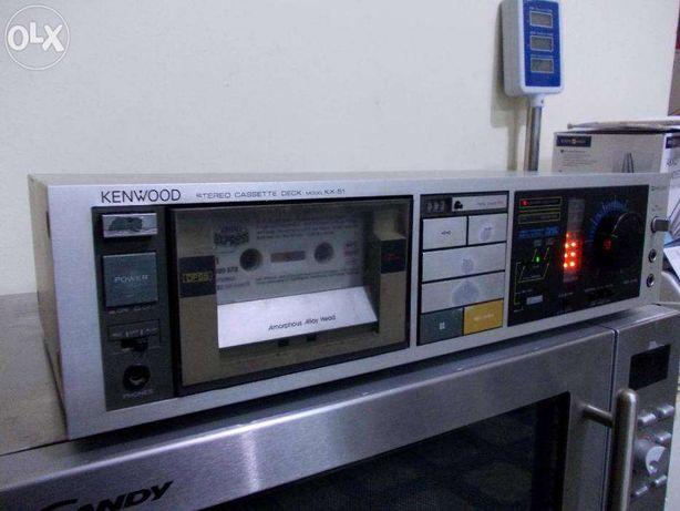 Дека касетна Kenwood Японія