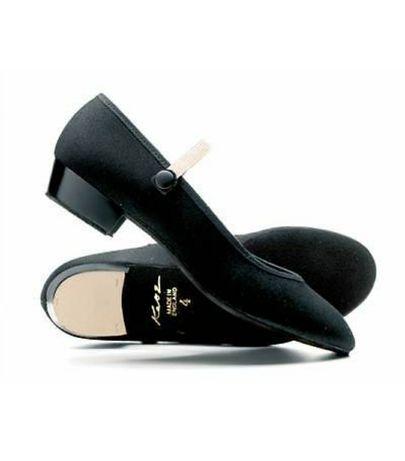 Танцевальная обувь балетки туфли чешки Katz 23 36,5 4,5