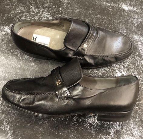 Туфли из натуральной кожи Moreschi 39 размер