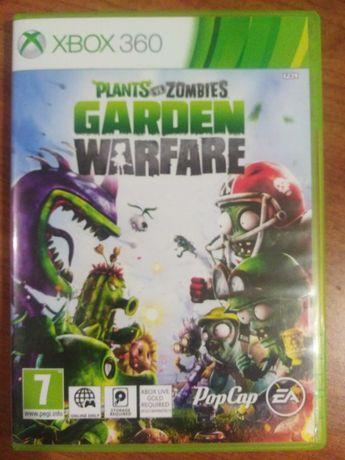 Plants VS Zombies Garden Warfare - XBOX 360 ZAMIANA