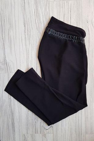 Spodnie ciążowe h&m mama 40 joggersy
