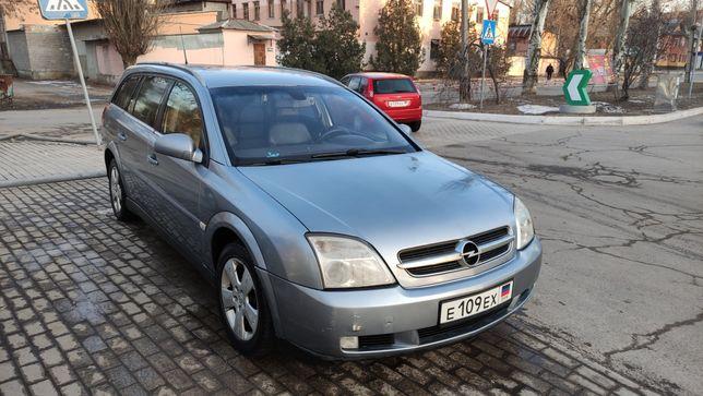 Опель Вектра Opel Vectra C автомат кожа
