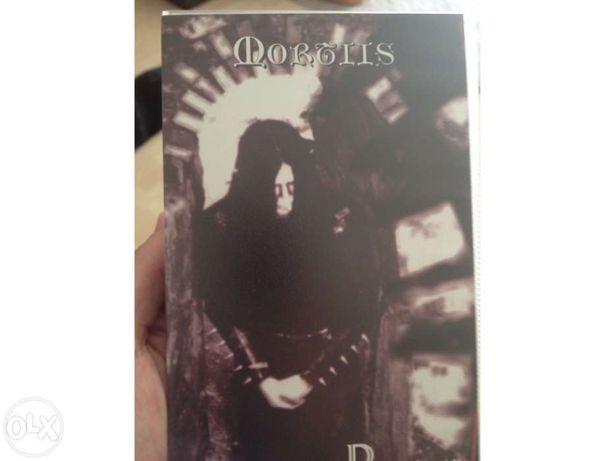"""Mortiis """"Reisene til grotter og odemarket' (VHS)"""