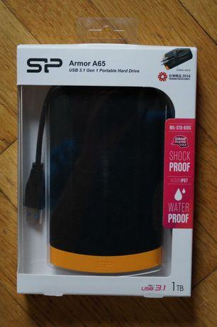 Жесткий диск Silicon Power Armor A65 1TB USB 3.0