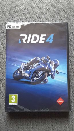 Gra Ride 4 na PC