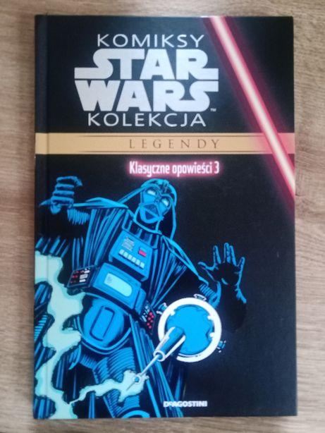 """""""Komiksy Star wars Klasyczne Opowieści 3"""""""