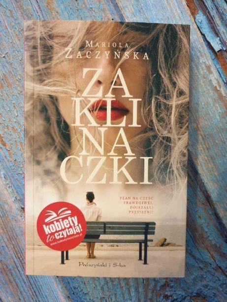 """Nowa, """"Zaklinaczki"""", Mariola Zaczyńska"""