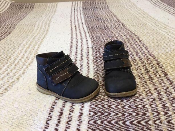 Ортопедические ботинки 21 размера