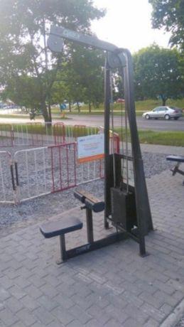 Maszyny Wyposazenie silowni Cybex Life fitness Olymp
